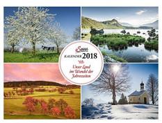 Unser Land im Wandel der Jahreszeiten 2018