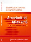 Arzneimittel-Atlas 2016: Der Arzneimittelverbrauch in der GKV