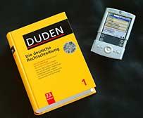 Duden Die deutsche Rechtschreibung, m. CD-ROM