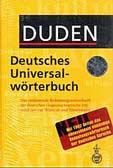 Duden Deutsches Universalwörterbuch, neue Rechtschreibung, m. CD-ROM