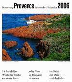 Harenberg Sehnsuchts-Kalender, Provence