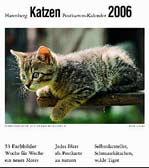 Harenberg Postkarten-Kalender, Katzen