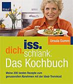 Iss.dich.schlank, Das Kochbuch