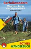Barfusswandern - Münchner Berge und Alpenvorland