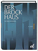 Der Brockhaus, 3 Bde. m. CD-ROM