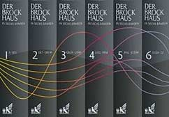 Der Brockhaus, in 6 Bdn.