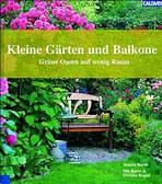 Kleine Gärten und Balkone