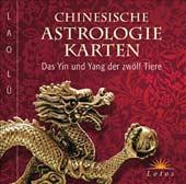Chinesische Astrologie-Karten, Karten