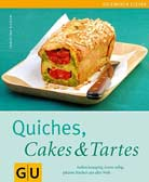 Quiches, Cakes & Tartes