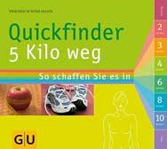 Quickfinder 5 Kilo weg