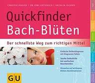 Quickfinder Bach-Blüten