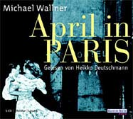 April in Paris, Audio-CD
