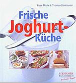 Frische Joghurt-Küche