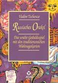 Russisches Orakel, m. Wahrsagekarten