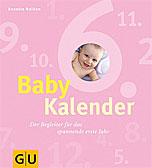 Babykalender (rosa)