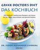 Greek Doctor´s Diet, Das Kochbuch