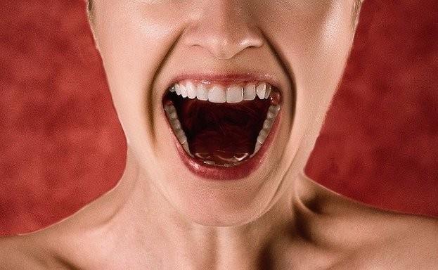 Mund, Rachen und Zähne sollte man gut pflegen