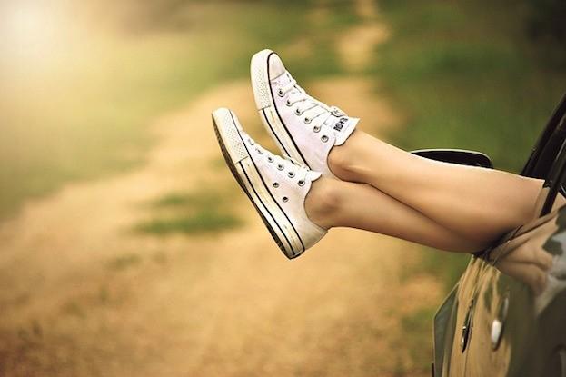 Venentraining ist vor allem für strapazierte Beine gesund
