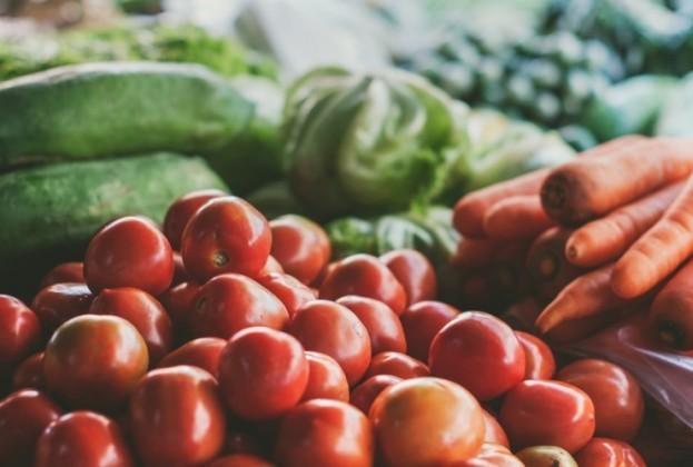 Eisenreiches Gemüse