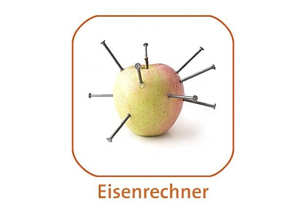 Eisenrechner App