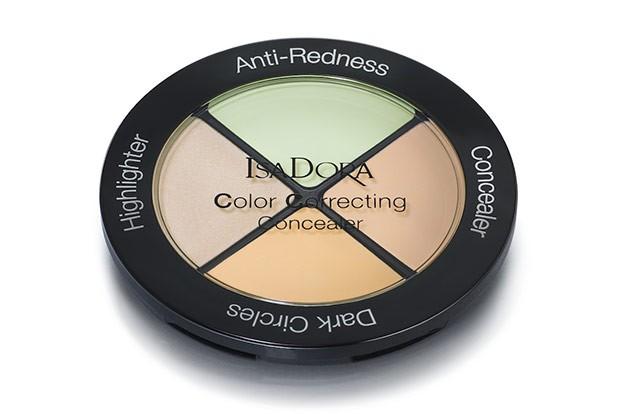 Kaschiert perfekt: Color Correcting Concealer von Isadora