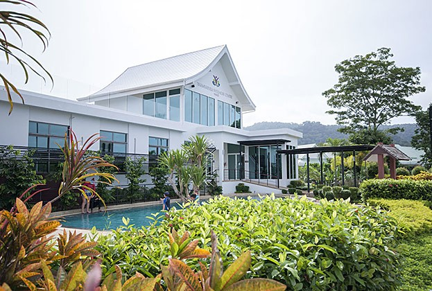 Das Thanyapura Wellnesscenter