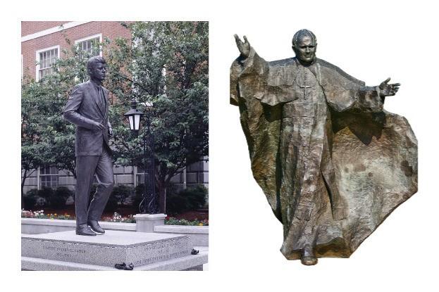 Kennedy und Papst Johannes Paul II. litten an Osteoporose