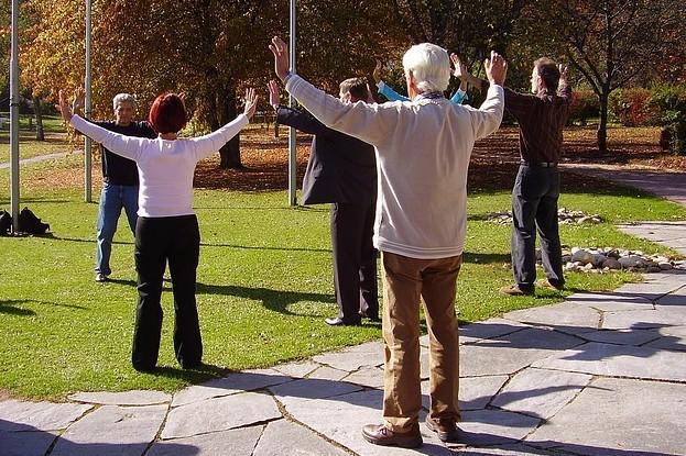 Bewegung - gesund nicht nur bei Parkinson
