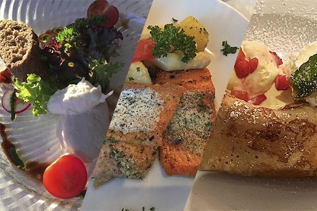Restaurant Hotel Seerose - Fuschl