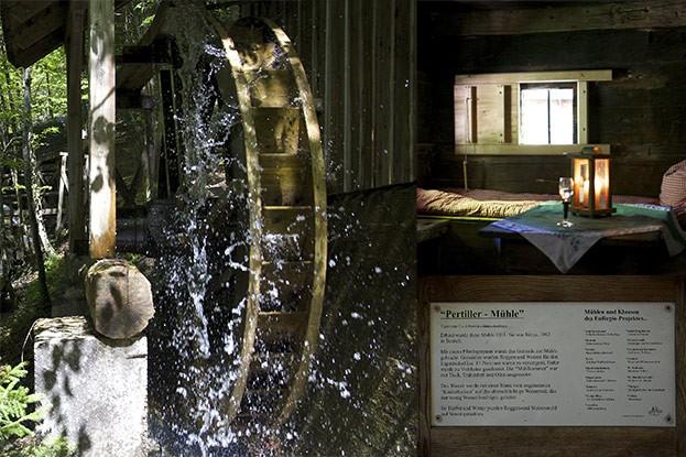 Pertill Mühle - Ebenau