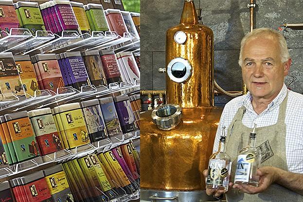 Bio-ART Schokolade & See-Destillerie St. Wolfgang