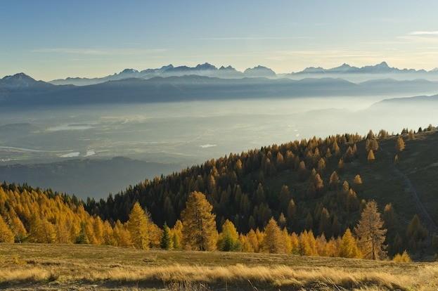 Herbststimmung Gerlitzen Alpe
