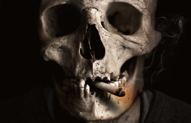 Rauchen - Schockbilder helfen leider auch nicht!