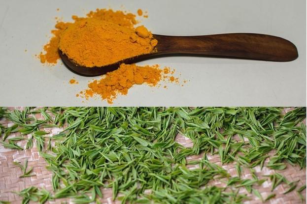 Curcumin und grüner Tee gegen Colitis ulcerosa