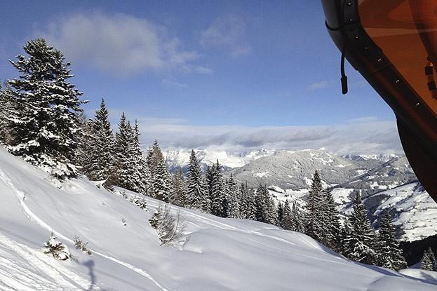 Skigebiet Flauchau / Wagrain