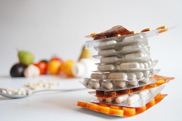 Leider nutzlos - Vitaminpillen