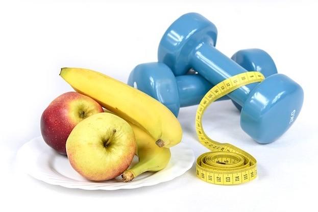 Sport hilft garantiert beim Abnehmen