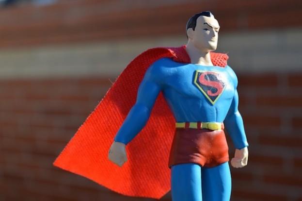 Supermann? Nicht immer!