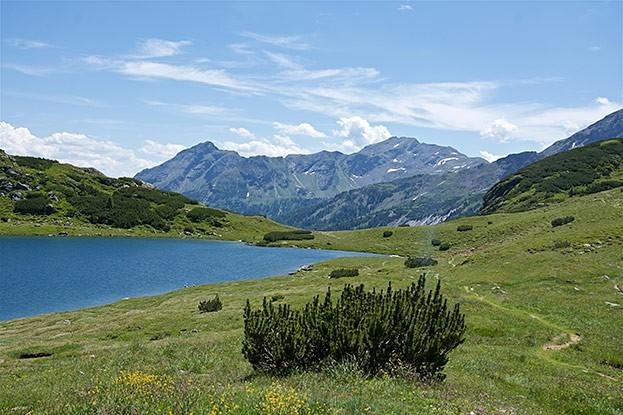 Bergsee Oberhüttensattel, Sankt Johann im Pongau