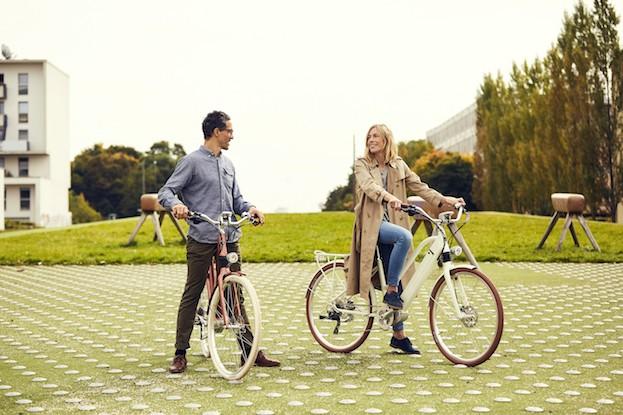 Sicheres Fahren auf E-Bikes will geübt werden