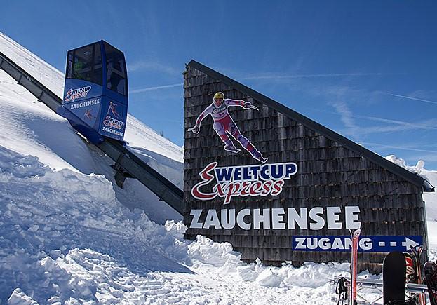 Salzburger Sportwelt Flachau, Wagrain, Zauchensee