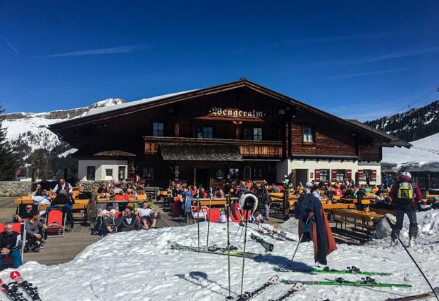 Bergrestaurant Wengeralm