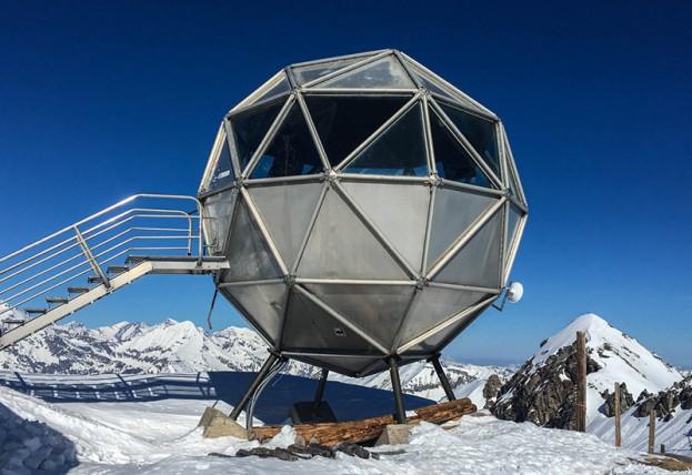 Skigebiet Sportgastein - Alte Wetterstation