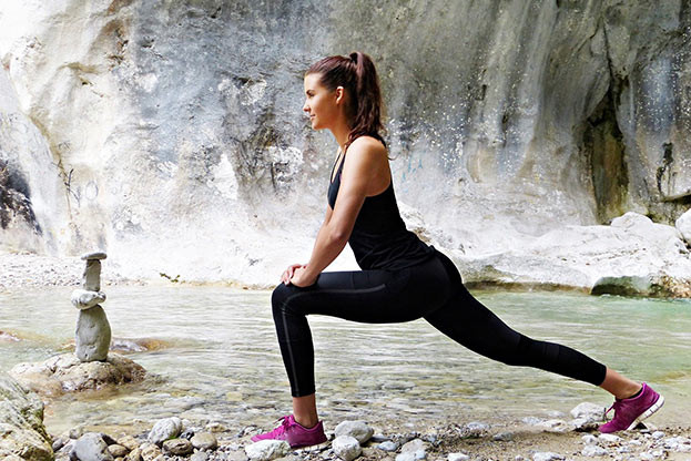 Für das Outdoor-Training sind meist keine teuren Fitnessgeräte nötig