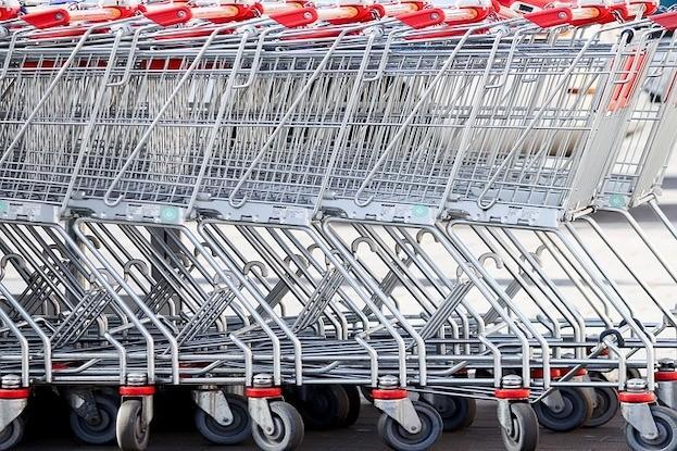 Bedenken wegen Hygiene bei Einkaufswagen um 250 % gesteigert