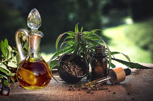 Wertvolle Öle