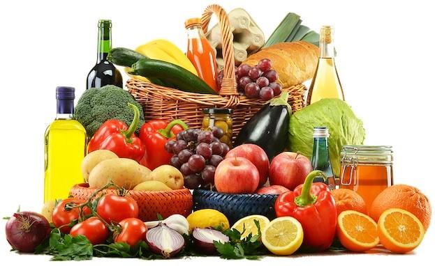 Viel Gemüse und Obst kann man im Winter draussen lagern