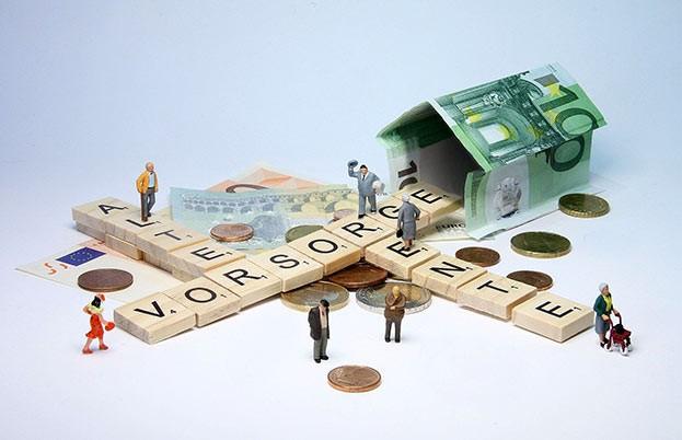 Mit einem finanziellen Polster lassen sich der gewohnte Lebensstandard und ein weitgehend selbstbestimmtes Leben ermöglichen.