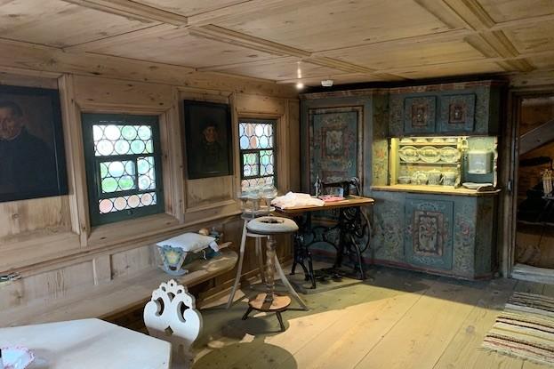 Heimatmuseum im Angelika-Kauffmann-Haus in Schwarzenberg