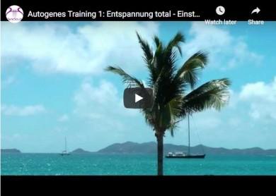 Autogenes Training: Einstieg in die Tiefenentspannung -  SyncSouls